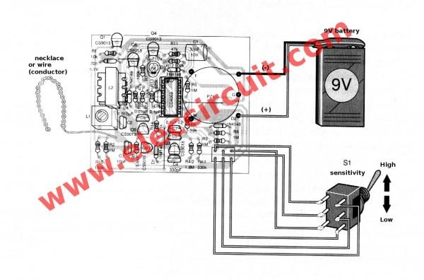 components-layouts-of-door-guard-knob-alarm
