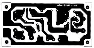 pcb layout 7805 adjustable regulator