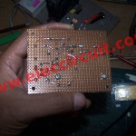 Daylight sensor switch circuit,control artificial waterfall