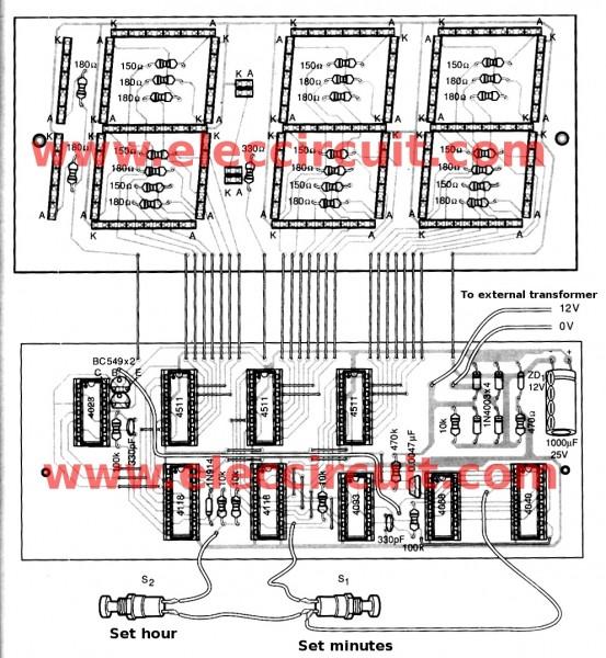 components-layout-of-jumbo digital clock