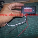 Diy digital voltmeter panel meter 0-50V