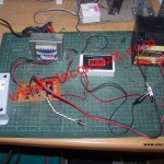 Two Automatic battery charger circuits