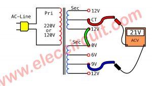 Modify-transformer-to-21v
