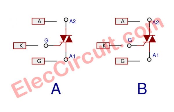 How to test TRIAC