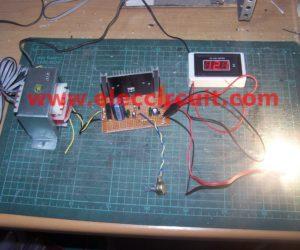 LM350 adjustable voltage Regulator