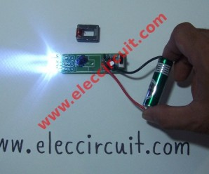 DIY inductor coil from compact Fluorescent Light