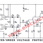 Over and Under voltage protection of electrical appliances