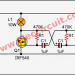2 Lamp flasher using mosfet