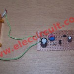 Simple 1.5V LED Torch circuit