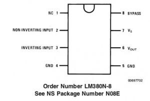 Order Number LM380N-8