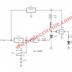 IC regulator protector circuit when load short