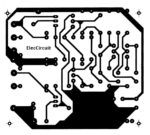 100W transistor inverter PCB layout