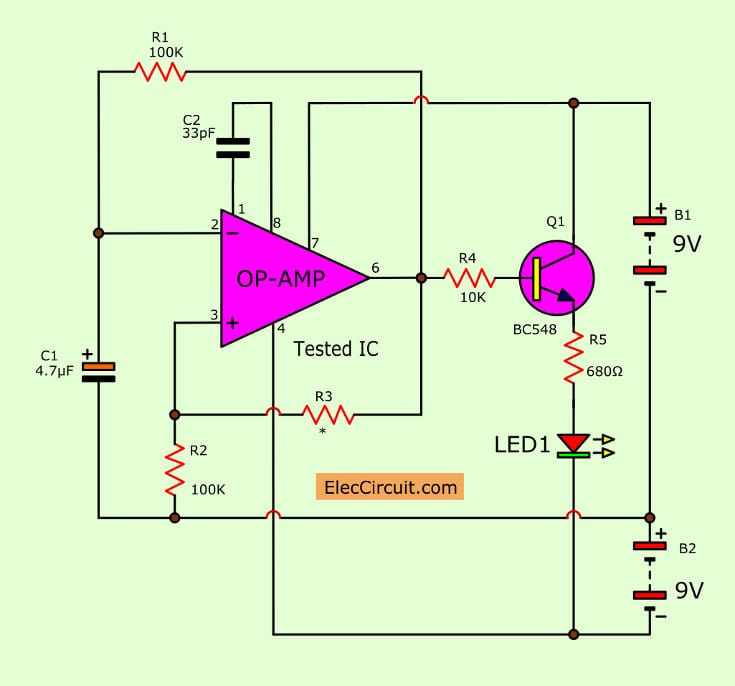 generator schematic with The Op   Ic Tester Circuit on Making Electromag ic Weapons Emp Generator Part One 0133056 together with The Op   Ic Tester Circuit furthermore Whats The Difference With Carry Look Ahead Generator Block Carry Look Ahead Ge additionally Noise Bridge Use In Antenna Construction also Supercrit3.