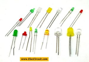 The various general LEDs