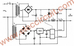 the basic of DC switching power supply
