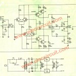 Hi Fi audio tone control circuit using low noise transistors
