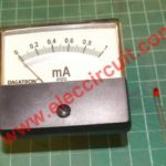Convert a galvanometer to voltmeter By Chayapol