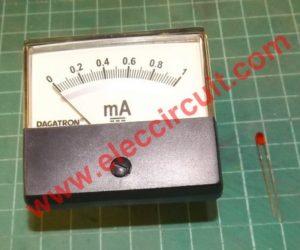 Convert a galvanometer to voltmeter