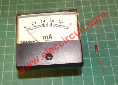 Working principle and increasing the range of the voltmeter