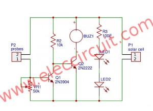 Simple-solar-plant-watering-alarm_circuit