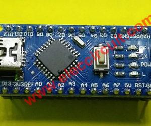 How to use CH340G Arduino Nano 3.0 on mac osx