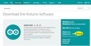 Download arduino Software linux 64 bit