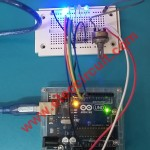 5LED Chaser-potentiometer using arduino