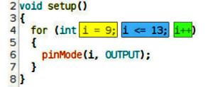 void_setup_5led_running