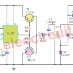 Cheap high Voltage Low Current DC to DC inverter