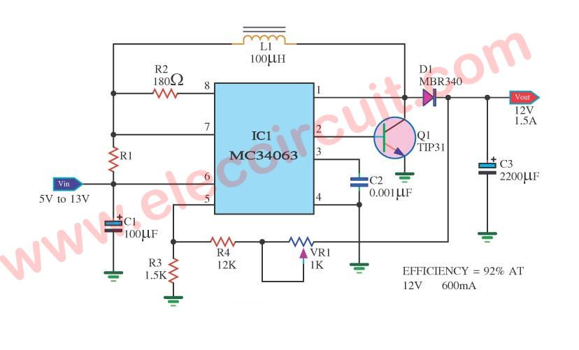 키트 > switching power supply 2 (42)   Basic4MCU com