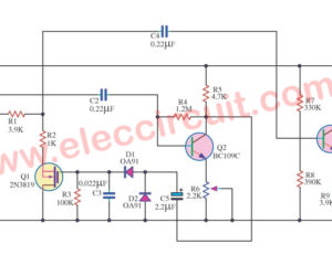 4 ideas of noise filter circuit