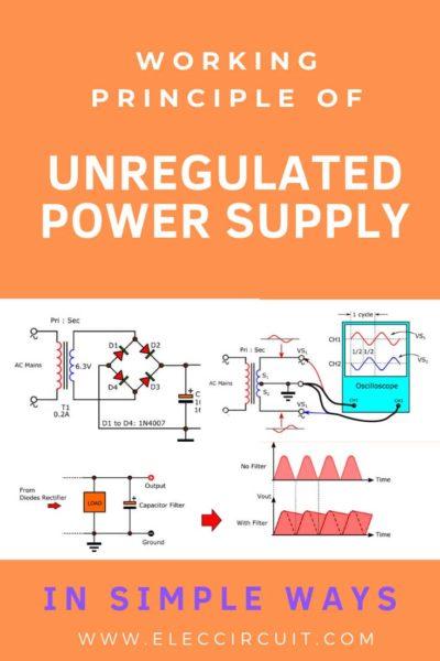 Unregulator Power Supply