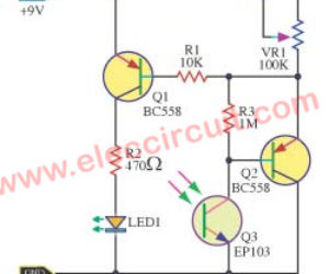 Simple remote control tester circuit