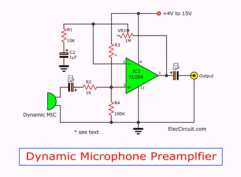 Tl084 Circuits Jfet Input Op