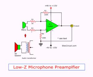 TL084 circuits JFET Input Op-amp datasheet