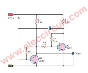 electronic circuits mini electronics projects and lean more rh eleccircuit com IC Relay Logic IC Project