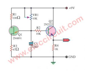electronic circuits mini electronics projects and lean more rh eleccircuit com Logic Gates IC Codes IC Relay