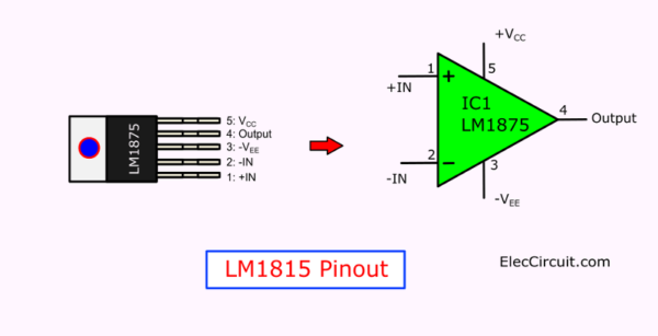 Lm1875 Datasheet