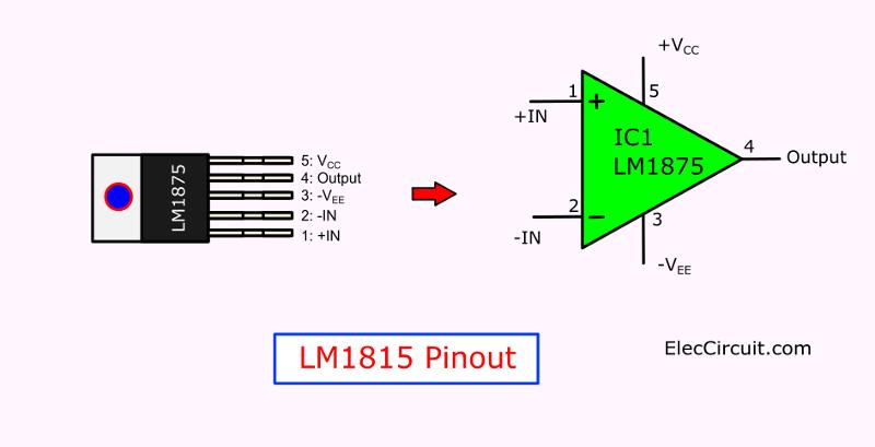 avo 8 circuit diagram lm1875 datasheet 25w hifi audio amplifier    circuit     lm1875 datasheet 25w hifi audio amplifier    circuit