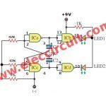 8 Pin Dpdt Relay Wiring Diagram besides Cmos Pocketable Timekeeper also Simple Tone Generator Using Inverter Logic Form also Index9 further Um3561 Siren Generator Circuit. on simple piezo alarm siren circuit
