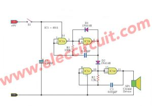 Miraculous Protection Surge With Delay The Relay Using Ic 4011 Basic Wiring Digital Resources Antuskbiperorg