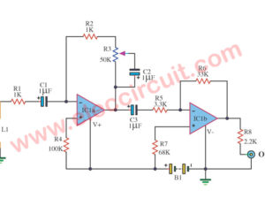 Signal sound receiver with induction coil