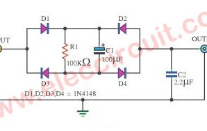 Simple non linear low pass filter