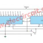 2 Digit Simple Digital Counter Circuit Using Cd4026 - Www