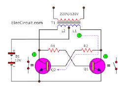 Q2-transistors closed-circuit-instead-Q1