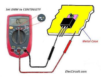 check short circuit DMM multimeter