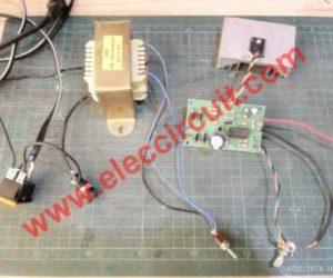 0-30V variable Power Supply at 3A