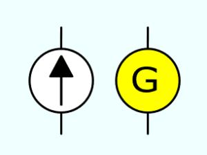 Galvanometer Circuit Symbol