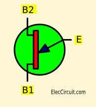 UJT Transistors symbol