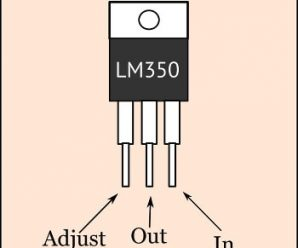 LM350 Datasheet 3A adjustable Regulator